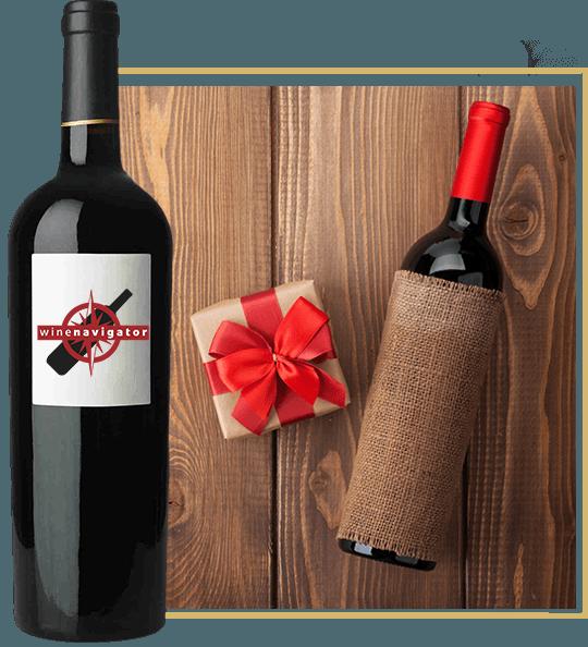 wino i prezent