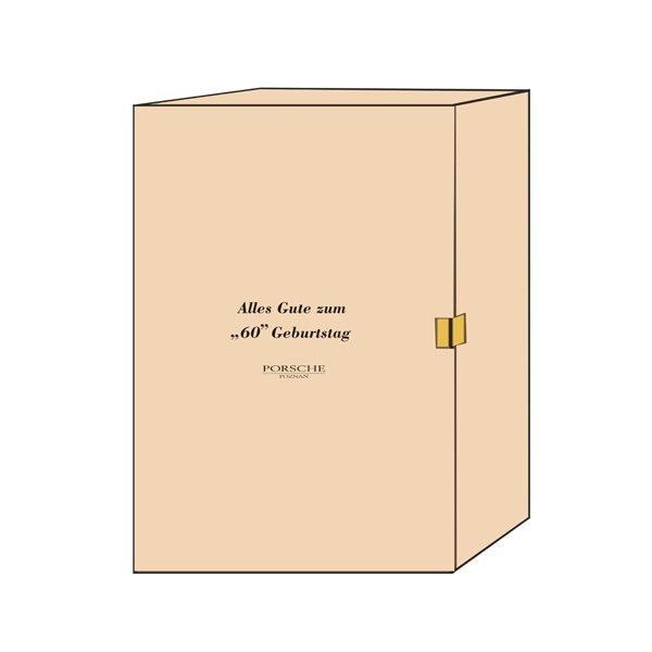skrzyneczka szkatułka na 3 butelki wina z logo grawer
